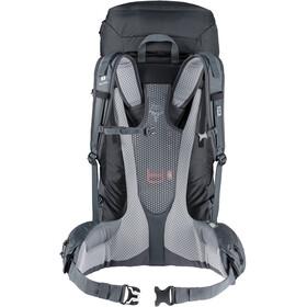 deuter Futura Air Trek 50 + 10 Backpack black/graphite